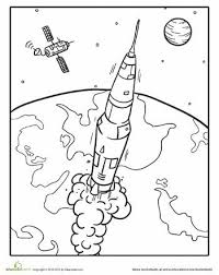 Slideshow Exploring Outer Space Colouring Pages Mazes Activities