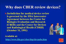 Cdrh Org Chart Cber 510 K Issues Sheryl A Kochman Mt Ascp Chief