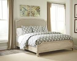 king bedroom sets. Ashley B693 Demarlos 4 Pc King Bedroom Set - In Home White Glove Delivery Included Sets Z