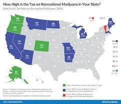 Marijuana Taxes Lessons From Colorado And Washington Tax