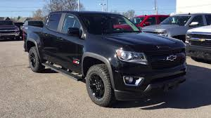 Colorado black chevy colorado : 2017 Chevrolet Colorado 4WD Z71 Crew Cab Black Roy Nichols Motors ...