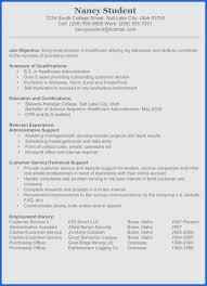 Sample Tech Resume Sample Entry Level Student Resume Free Fresh New