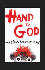 Image result for hand to god show