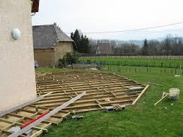 Nivrem Com Montage Terrasse En Bois Sur Plots Beton Diverses