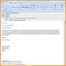 Sending Resume Email Samples 11 12 Resume Email Sample Lascazuelasphilly Com