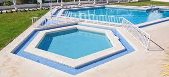 in ground pool