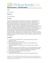 Security Guard Incident Report Example And Best Photos Of Writing An