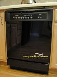 General Electric Dishwasher Troubleshooting How To Replace A Dishwasher Part 1