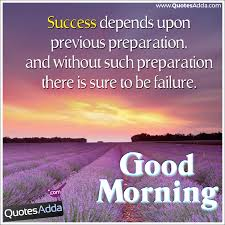 Short Inspirational Good Morning Quotes Best of Inspirational Success Messages With Good Morning Greetings In