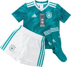 Germany 2018-19 bnib Kit Full Baby Away|Linesmaker Sports Handicapping