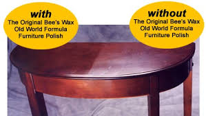 The Original Bee s Wax Furniture Polish America s Premier Polish