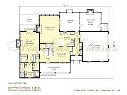 Foyer Meaning Valley View Farmhous on New Tri Level House Plans S