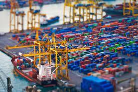 Морской порт» Петербурга разрешил внутрузловое перемещение контейнеров | АБН