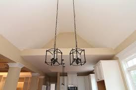 farmhouse chandelier home depot