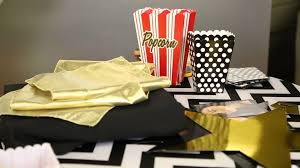 Hollywood Theme Decorations How To Throw A Hollywood Birthday Party For A Tween Decor For