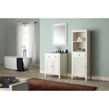 Freestanding Linen Cabinet Home Design Freestanding Linen Cabinet Bathroom Vanity Double Sink