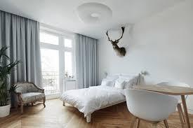 studio bedroom furniture. A Minimalist Studio Apartment In Krakow Bedroom Furniture