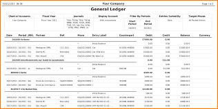 General Ledger Form Example General Ledger Ninjaturtletechrepairsco 13