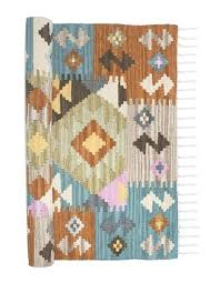 rag rug runner style geometric and hallway from home of rugs gifts cotton runners woven diy