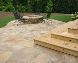 Design of Patio Stone Ideas Outdoor Decorating Ideas Ideas