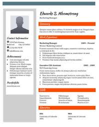 Google Doc Resume Templates Fascinating 28 Google Docs Resume Template To Ace Your Next Interview