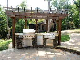Simple Outdoor Kitchen Designs Kitchen Design Simple Outdoor Kitchen Ideas You Will Love Bright