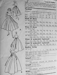 How To Make A Dress Pattern Beauteous 48s Beautiful Cocktail Dress Evening Gown Pattern Vogue 48