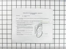 frigidaire 5303937139 front felt glide assembly appliancepartspros com Residential Electrical Wiring Diagrams at Flse72gcsa Wiring Diagram