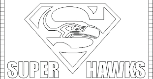 Nfl Team Logo Coloring Pages Coloring Book Pages Football Football