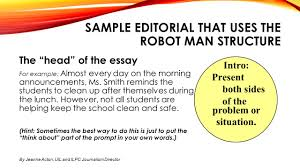 editorial essay hakluyt society essay prize the hakluyt society  warm up reminders today you ll be taking your common assessment sample editorial that uses the