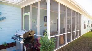how to screen in an existing porch