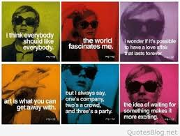 Andy Warhol Quotes Impressive 488 Andy Warhol Quotes 48 QuotePrism