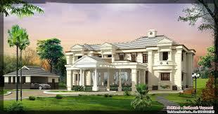 luxury house plans kerala homes zone over 3000 sqft 5 beautiful design ideas luxury house plans