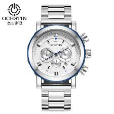 custom made watches promotion shop for promotional custom made men s sports watches luxury brand watch men ochstin multifunction casual wrist watches for men relogios masculinos