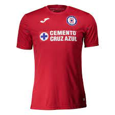 GOALKEEPER SHIRT CRUZ AZUL RED M/C
