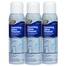 foaming glass cleaner 3 pack