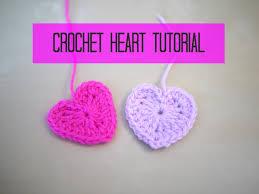 Heart Crochet Pattern Cool CROCHET Heart Tutorial Bella Coco YouTube