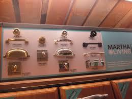 Martha Stewart Home Depot Cabinet Hardware Living Kitchen Hardware