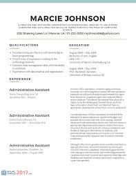 resume profile 2017 good resume profile examples