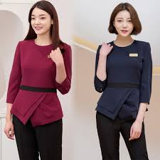 professional clothing usd 55 46 beauty salon beautician overalls cosmetics shopping guide