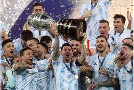 Brezilya'yı deviren Arjantin Copa America'da şampiyon oldu