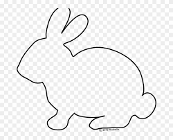 outline of bunny bunny outline cute bunny pictures to color bunny rabbit outline