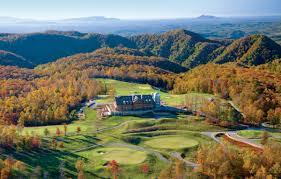 luxury blue ridge mountain resort primland virginia