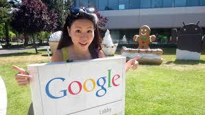 The Internship Melinas Google Experience The Smu Blog