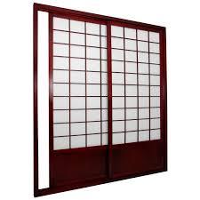 Sliding shoji screen doors gallery door design ideas shoji sliding door kit  room divider sliding doors