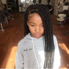 Easy Braid Hairstyles 27 Inspiration 24 Best Box Braids Images On Pinterest Protective Hairstyles