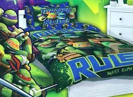 ninja turtles bedding full size turtle twin bed set teenage mutant and more toys at double