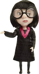 Incredibles Outfit Designer The Incredibles 2 Edna Action Figure Doll In Deluxe Costume And Glasses