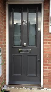grey front doorFront Doors Appealing Gray Front Door Light Grey Front Door