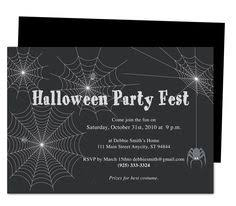 Word Halloween Templates 32 Best Halloween Party Invitations Diy Printable Templates Images
